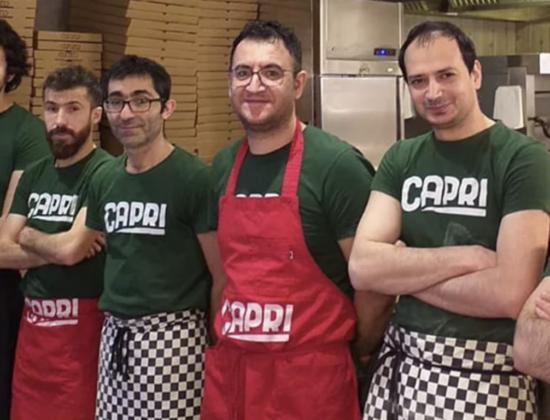 Capri Restaurant Os