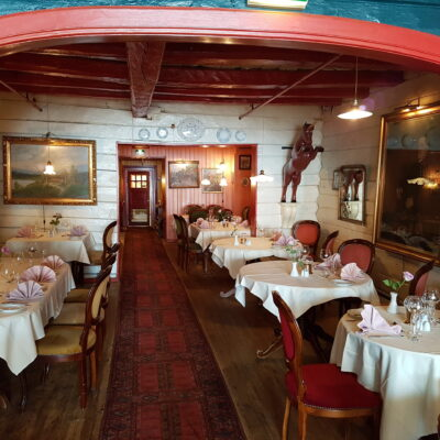 The Unicorn Fish Restaurant