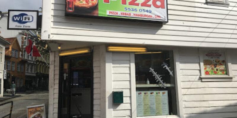 Bergen pizza