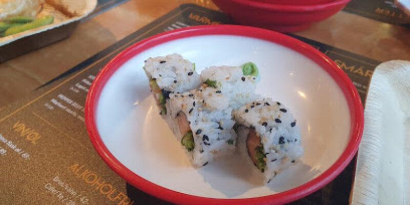 Sushi Namnam Horisont Åsane