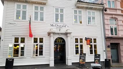 McDonald's Bryggesporen