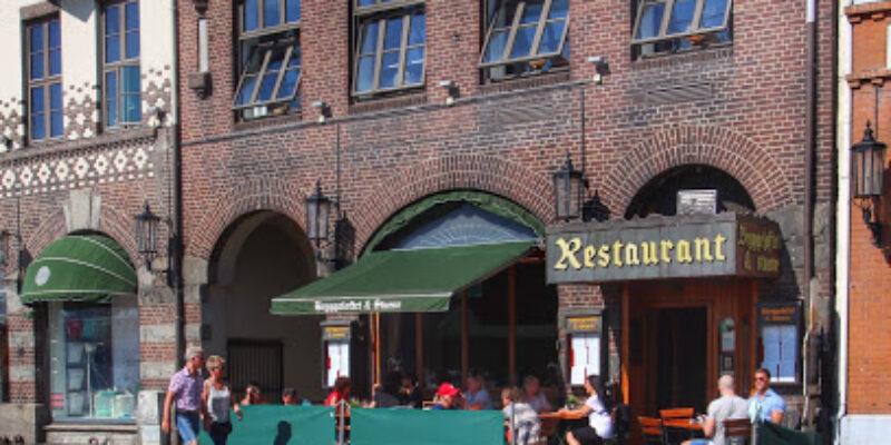Bryggeloftet & Stuene Restaurant