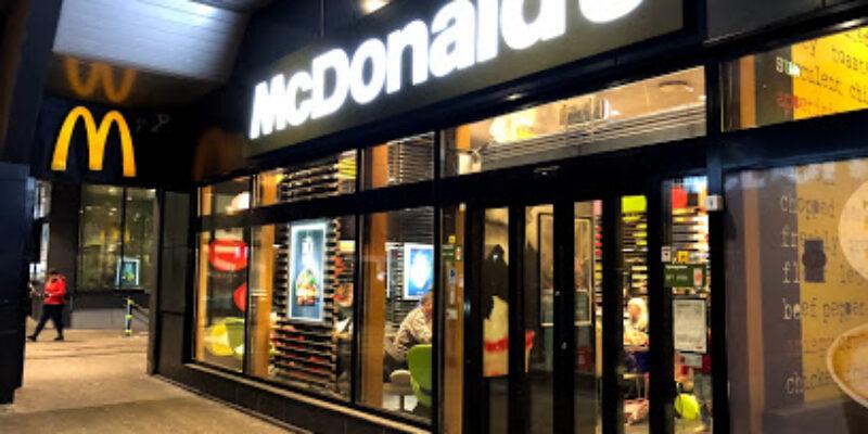 McDonald's Vestkanten