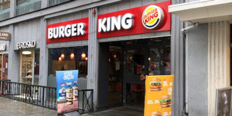 Burger King – Strandgaten
