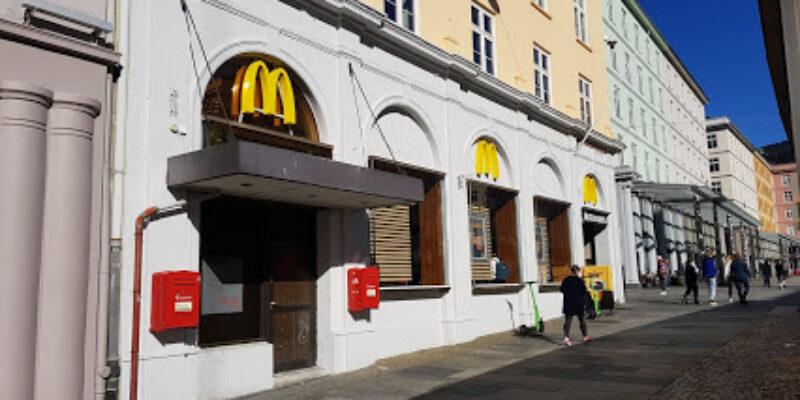 McDonald's Torgalmenningen