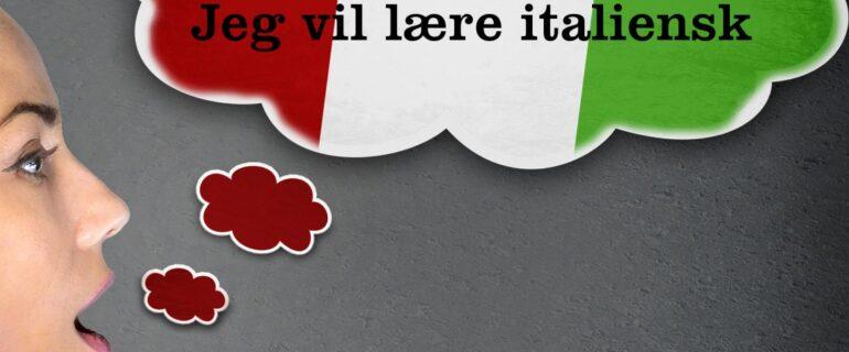 TEST Italiensk Nybegynnerkurs Test