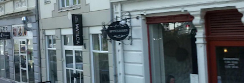 Salong Matilda AS