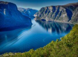 Indre Sogn, Aurlandsfjorden